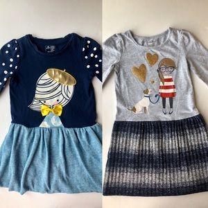 Gap & Old Navy Dress Bundle/Lot (Girls 2T)